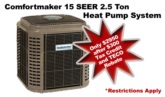 Tampa Air Conditioning Maintenance